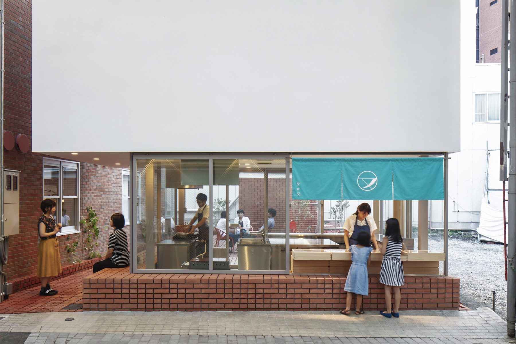 Nakamata (Maebashi Design Project)