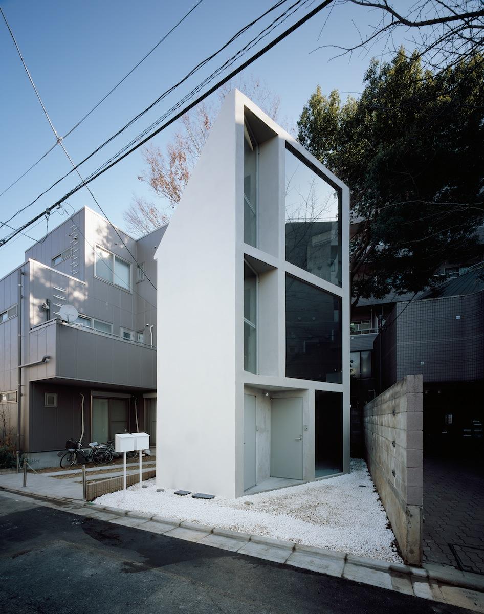 Schemata architects jo nagasaka for Japanese minimalist architecture