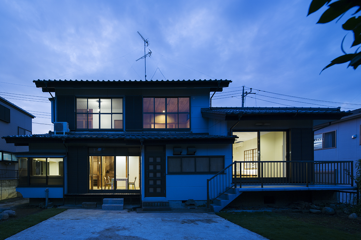 House in Hatogaya