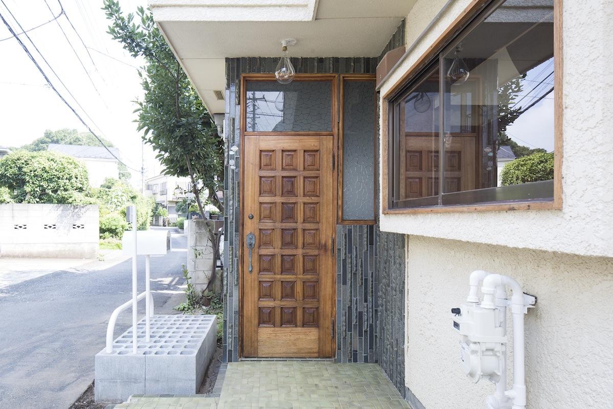 保護中: House in Tsutsujigaoka