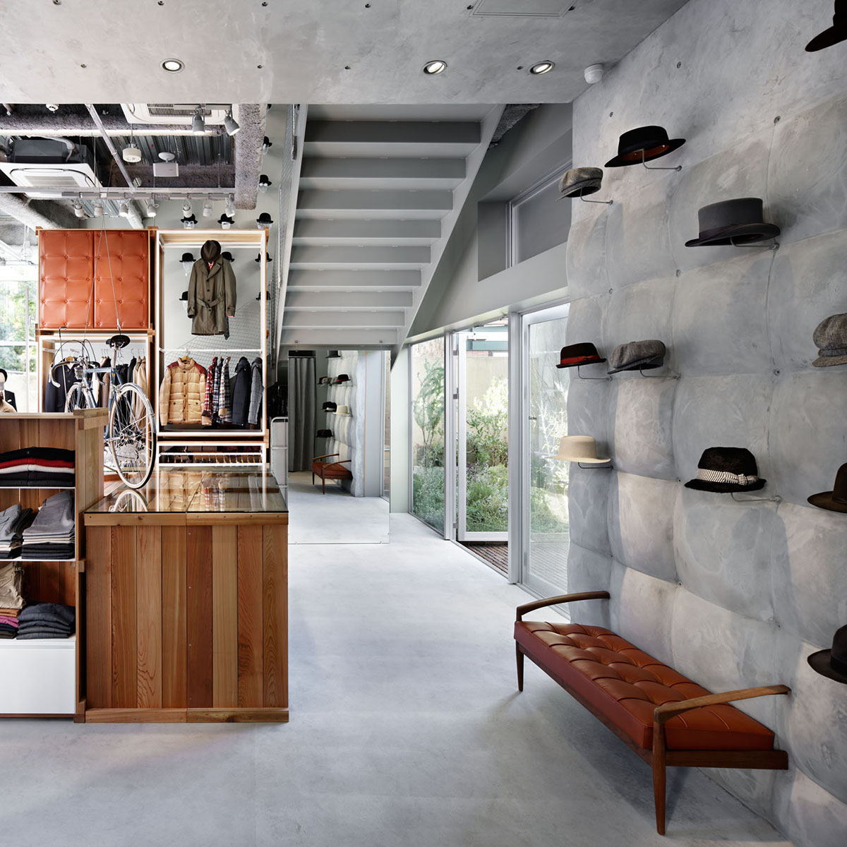 Takeo Kikuchi Shibuya Schemata Architects Jo Nagasaka