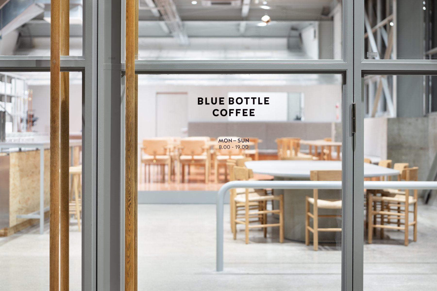 Blue Bottle Coffee Kiyosumishirakawa Flagship Cafe