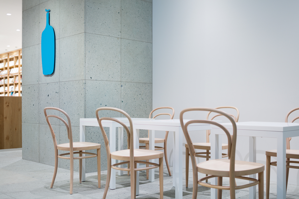 Blue Bottle Coffee Shinagawa Cafe